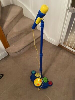 John Lewis & Partners Microphone & Stand • 10£