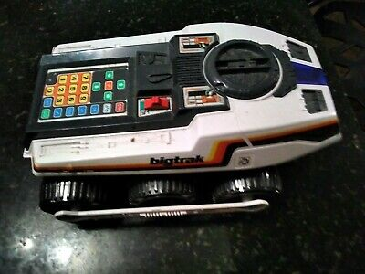 Big Trak - In Working Order • 10.50£