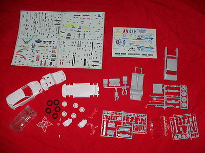 Airfix Mk1 Ford Escort , Ford Focus Wrc Rally Car 1/32 Kits With Decals Project • 9.99£