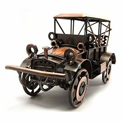 Tipmant Bronze Old Vingtage Car Toys Vechile Collectable Model Cars Gifts • 30.67£