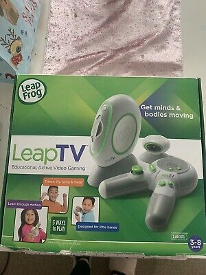 Leapfrog Leap TV Console • 20.77£
