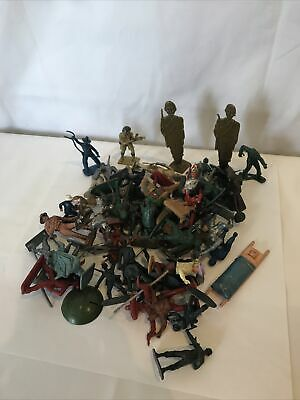 Plastic Toy Soldiers Mixed Lot Bunde (3 ) • 6.99£