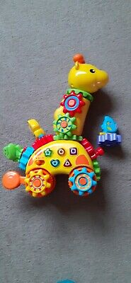Vtech Gearzone Activity Giraffe • 2£