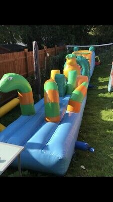 Inflatable Assault Course 40ft • 400£