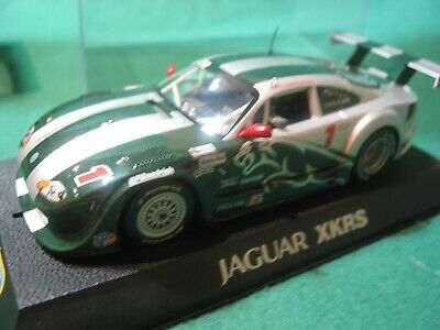 Scalextric Digital C2711 Jaguar Xkr Fitted Digital Chip - Box Over Written New  • 40£