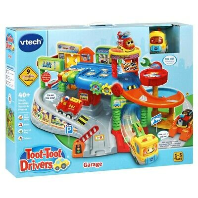 Brand New - Vtech Baby Toot-Toot Drivers Parking Tower  • 25£