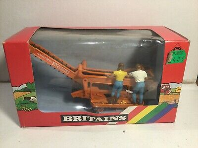 Britains 9535 Potato Harvester Within Its Original Box • 89.99£