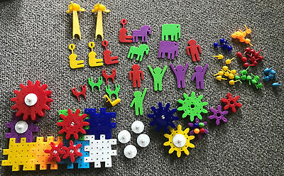Gear And Cogs Childrens Toy • 4.99£