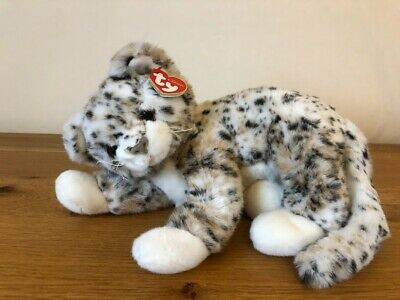 Ty Thomas The Snow Leopard Classic Brand New With Tags  • 25£