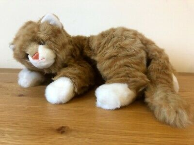 Ty Al E Kat The Ginger Cat Classic In Great Condition  • 12£