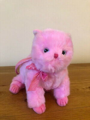 Ty Chic The Classic Pinky Purse Cat In Great Condition • 25£