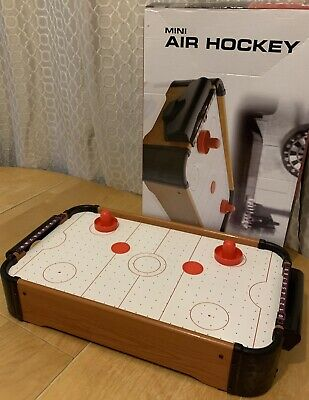 Table Top Mini Air Hockey • 3.99£