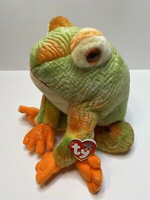 TY Beanie Buddies Collection - Prince The Frog | 2001 • 34.99£
