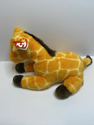 TY Beanie Buddies Collection - Twigs The Giraffe | 1998 | RARE • 49.99£