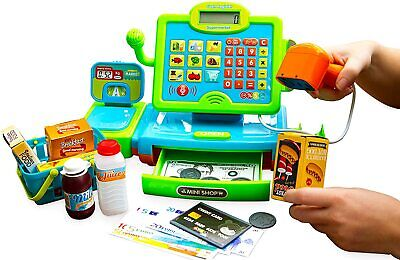 Think Gizmos Interactive Cash Register Toy For Boys And Girls Aged 3 4 5 6 – ... • 19.99£