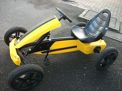 Berg Toys Pedal Go Kart Ford Mustang Official 6-12 Years • 150£