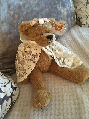 Treasures In The Attic Collection  Long Leg Bear Movable Limbs /Tags • 5£
