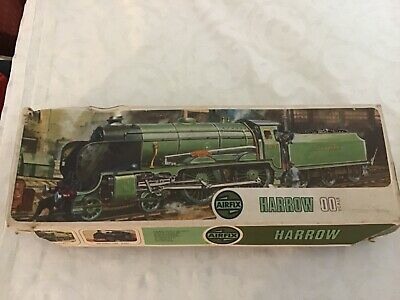 Vintage Airfix Harrow Locomotive Kit 00 Scale Instructions And Decals • 10£