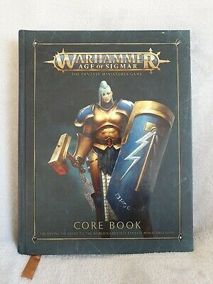 Warhammer AOS Core Rule Book 2nd Edition • 9£