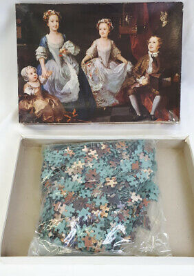 Vintage Falcon The Gallery 1000 Piece Jigsaw Puzzle No 3303 In Box Painting Art • 8£
