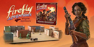 Firefly Adventures - Choose From Core Game Or Expansions - Multi-Listing NEW • 39.99£