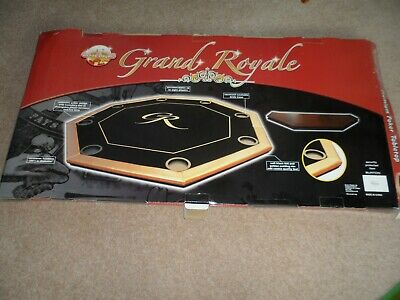 Grand Royale Poker Table Top • 3£