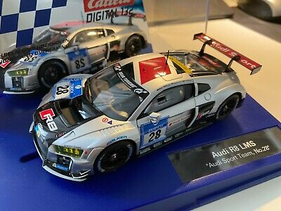 Carrera D132 30769 Audi R8 LMS With 3D Printed Prospeed Chassis • 0.99£