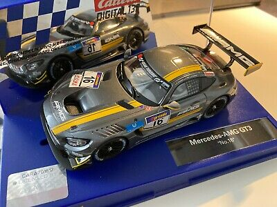 Carrera D132 30767 Mercedes AMG GT3 With 3D Printed Prospeed Chassis • 0.99£