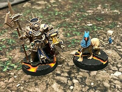 Age Of Sigmar Stormcast Eternals Lord Castellant • 16£
