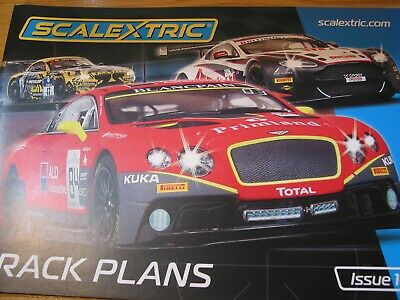 SCALEXTRIC C8334 TRACK PLANS ISSUE 10 NEW  • 9.99£