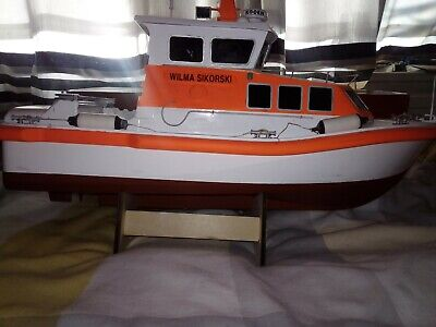 Graupner SAR Rc Rescue Boat • 60£