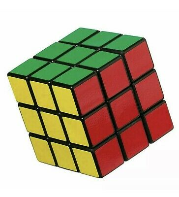 Kids Fun Rubiks Style Speed Cube Toy  Game Classic Magic Rubic Puzzle Presents • 6.99£