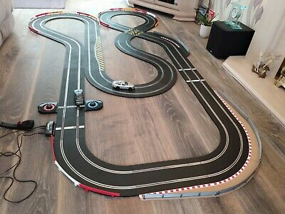 EXTENDED Scalextric SPORT Everything Included, 2 NICE Cars. TESTED. Great Fun!!! • 41£