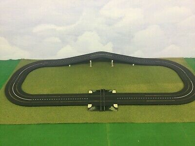 Triang Minic Motorways Refurbished Track Inc Level Cross New Rubber Excellent • 25£