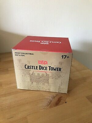 Loot Crate: Dungeons And Dragons Castle Dice Tower • 28£