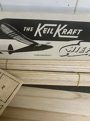 Keil Kraft Chief Contest Glider  • 41£