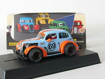 Scalextric / Pioneer Legends Racer Chevy Gulf Edition No69 New • 22£