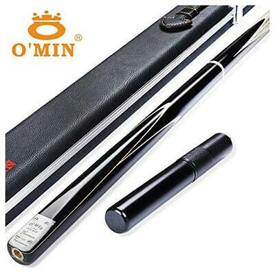 LGB Combo Of Snooker OMIN CUE EXT With CUE CASE By OMIN-iOp • 168.99£