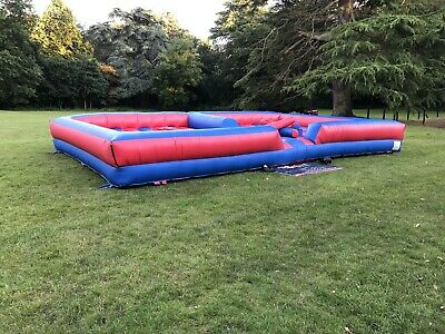 Inflatable Gladiator Duel  • 400£