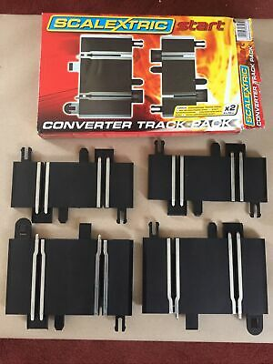 Scalextric C8525 Start Track To Sport Converter Set • 21£