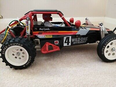 Tamiya Wild One Off-Roader Re-released RC Car • 185£