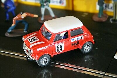 SCALEXTRIC Very Nice Condition Mini Cooper No55 Red Sonax Fast Postage  • 27.99£