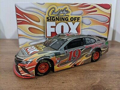 Darrell Waltrip Signing Off 1/24 Color Chrome, 1of373 Nascar • 30£