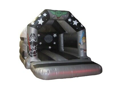 Star Wars Bouncy Castle Commercial Grade Excellent Condition • 300£