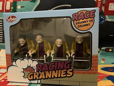 Tobar  Raging Grannies • 2£
