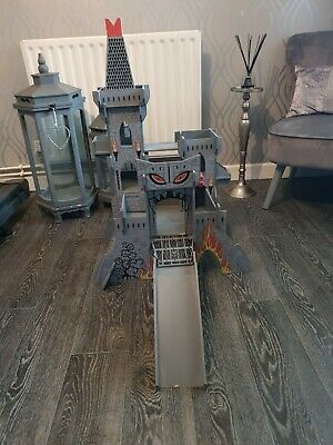 Early Learning Centre Wooden Castle Of Doom Tower Play Set 👸🏻🤴 • 0.99£