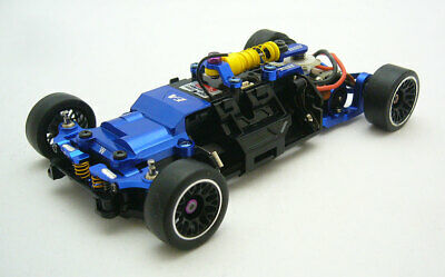 USED KYOSHO MINI-Z MR-03 Wide LM ( W / B 102 Mm ) ASF 2.4GHz Chassis Set • 100.18£
