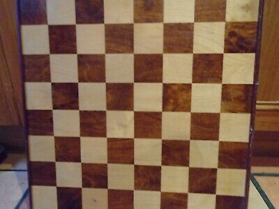 Large Wooden Chess Board • 22.99£