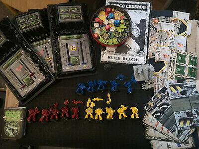 Space Crusade - Games Workshop - Nearly Complete • 75£