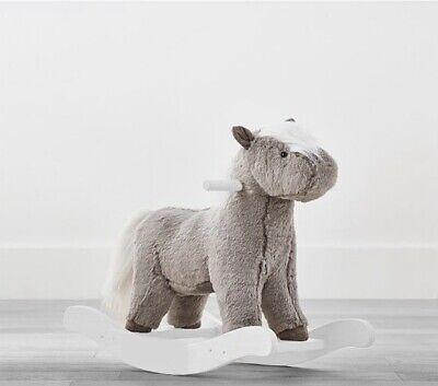 Pottery Barn Kids Shetland Pony Rocker • 85£